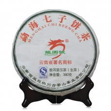 2014, Классика Мэнхая, 380 г/блин, шэн, ч/ф Лунъюань Хао