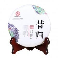 2017, Сигуйский купаж, 200 г/блин, шэн, ч/ф Мэндай