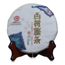 2016, Лоза Древнего дерева, 200 г/блин, шэн, ч/ф Мэндай