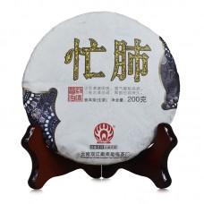2016, Манфэй, 200 г/блин, шэн, ч/ф Мэндай