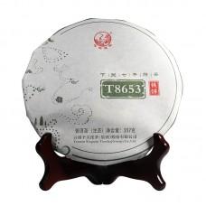 2016, T8653, 357 г/блин, шэн, ч/ф Сягуань