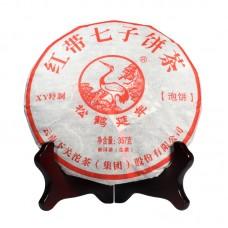 2016, Красная лента, 357 г/блин, шэн, ч/ф Сягуань