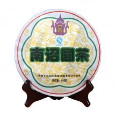 2010, Наньчжао, 454 г/блин, шэн, ч/ф Сягуань