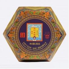 2016, Чай Судьбы, 280 г/коробка, шэн, ч/ф Сягуань