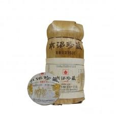 2015, Наньчжао. Коллекционный чай, 200 г/точа, шэн, ч/ф Сягуань