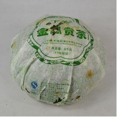 2011, Золотая Тыква, 5 кг/точа, шэн, ч/ф Сягуань