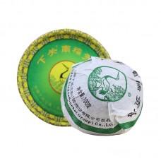 2011, Гунто Наньношань, 100 г/точа, шэн, ч/ф Сягуань