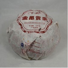 2011, Фэйтай. Золотая Тыква, 10 кг/точа, шэн, ч/ф Сягуань