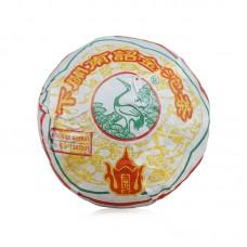2013, Наньчжао. Золотые Почки, 200 г/точа, шэн, ч/ф Сягуань