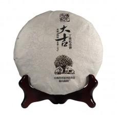2017, Год Петуха, 357 г/блин, шэн, ч/ф Фуюань Чан
