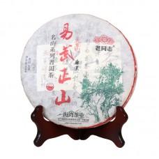 2017, Миншань. Иу, Махэй, 500 г/блин, шэн, ч/ф Хайвань
