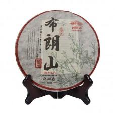 2016, Буланшань, д. Синь Наньдун, 500 г/блин, шэн, ч/ф Хайвань