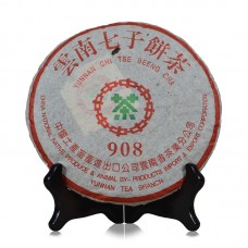 1999, 908, 357 г/блин, шэн, ч/ф Хайвань