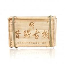 2017, Хуанпянь из Сигуя. Древние деревья, 500 г/упаковка, шэн, ч/ф Юньчжан