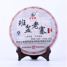 2012, дер. Баньпэн, 400 г/блин, шэн, ч/ф Юньюань Хао