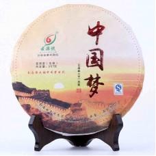 2015, Китайская Мечта, 357 г/блин, шэн, ч/ф Юньюань Хао