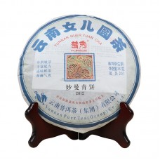 2012, Изящество, 357 г/блин, шэн, ч/ф Pursue