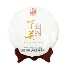 2018, Цзингуйский Юэгуанбай, 320 г/коробка, белый чай, ч/ф Сягуань
