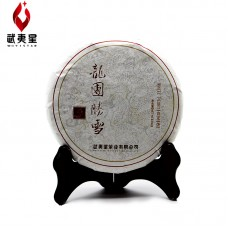 """2010, Лунтань """"Особый сорт"""", 350 г/блин, белый чай, ч/ф Уи Син"""