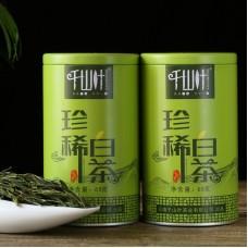 2018, Редкий сбор, 65 г/банка, белый чай, ч/ф Цяньшань Е
