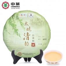 2014, Колыбельная матушки (5902), 357 г/блин, белый чай, ч/ф Чжунча