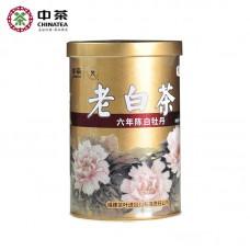 2018, Чай для Бабочки, урожай 2012, 50 г/банка, белый чай, ч/ф Чжунча