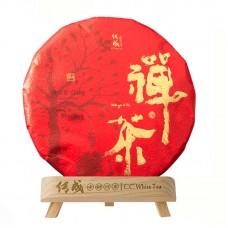 2020, Вкус Дзена, 300 г/блин, белый чай, ч/ф Чуаньчэн