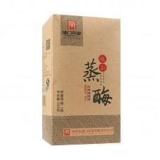 2017, Первый сорт (обработка паром), 500 г/упаковка, зелёный чай, ч/ф Пумэнь
