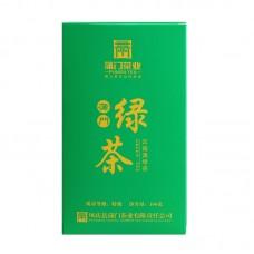 2017, Специальный, 100 г/коробка, зелёный чай, ч/ф Пумэнь