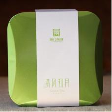 """2017, Гроза в начале Мая (""""Шумное время""""), 90 г/коробка, зелёный чай, ч/ф Пумэнь"""