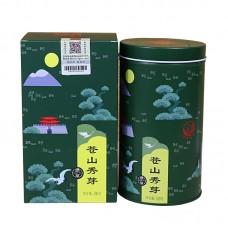 2017, Почки с горы Цаншань, 100 г/коробка, зелёный чай, ч/ф Сягуань