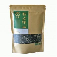 2017, Весенний билочунь, 150 г/пакет, зелёный чай, ч/ф Цзяму