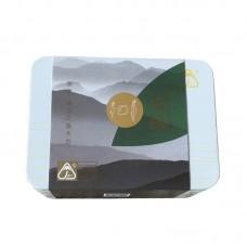 2017, Пропитанный свежестью, 42 г/банка, зелёный чай, ч/ф Цзяму
