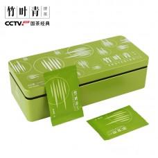 2017, Эмэйшань классический, 100 г/коробка, зелёный чай, ч/ф Чжуецин