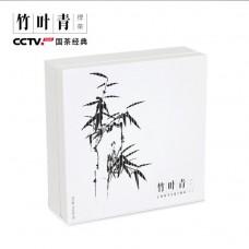 """2017, Эмэйшань """"Дзен"""", 152 г/коробка, зелёный чай, ч/ф Чжуецин"""