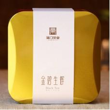 """2017, Золото и Яшма (""""Шумное время""""), 90 г/коробка, красный чай, ч/ф Пумэнь"""