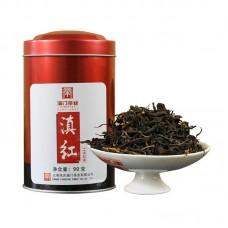 2018, Красное масло, 90 г/банка, красный чай, ч/ф Пумэнь