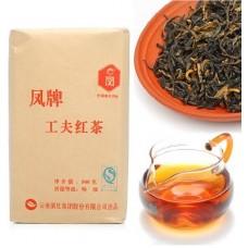 2016, Дяньхун Гунфу, 500 г/пакет, красный чай, ч/ф Фэнпай