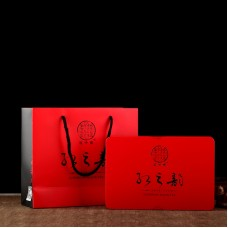 2015, Алая Гармония, 260 г/коробка, красный чай, ч/ф Цзюньчжун Хао