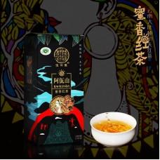 2017, Медовый аромат горы Авашань, 200 г/коробка, красный чай, ч/ф Цзюньчжун Хао