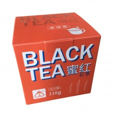 2017, Красный мёд, 118 г/коробка, красный чай, ч/ф Цзяму