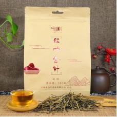 2019, Сунчжэнь дяньхун, 180 г/пакет, красный чай, ч/ф Цяньшань Е