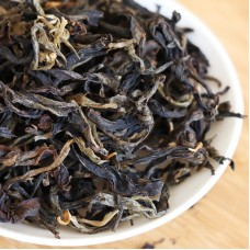 2017, Крупнолистовой дяньхун, 250 г/пакет, красный чай, ч/ф Цяньшань Е
