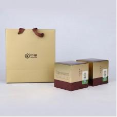 2019, Чёрное золото, 60 г/коробка, красный чай, ч/ф Чжунча