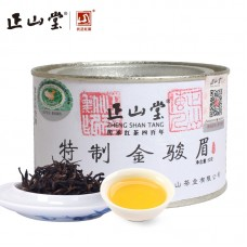 2017, Цзиньцзюньмэй, 50 г/банка, красный чай, ч/ф Чжэншань Тан