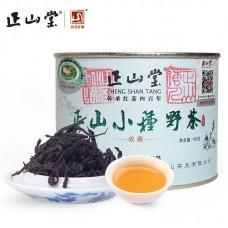 2017, Сяочжун дикорастущего сырья, 100 г/банка, красный чай, ч/ф Чжэншань Тан