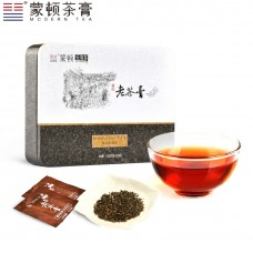 2015, Старый чай, 10 г/коробка, смола, ч/ф Мэндунь