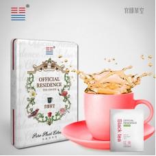 """2015, Красный чай (""""Чайный домик""""), 5 г/коробка, смола, ч/ф Мэндунь"""