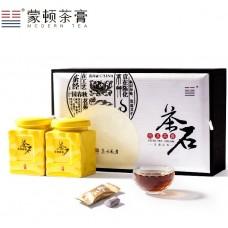 """2010, Чайные камушки (""""Торжественный стиль""""), 40 г/коробка, смола, ч/ф Мэндунь"""