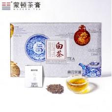 """2012, Белый чай (""""Сад на рассвете""""), 40 г/коробка, смола, ч/ф Мэндунь"""